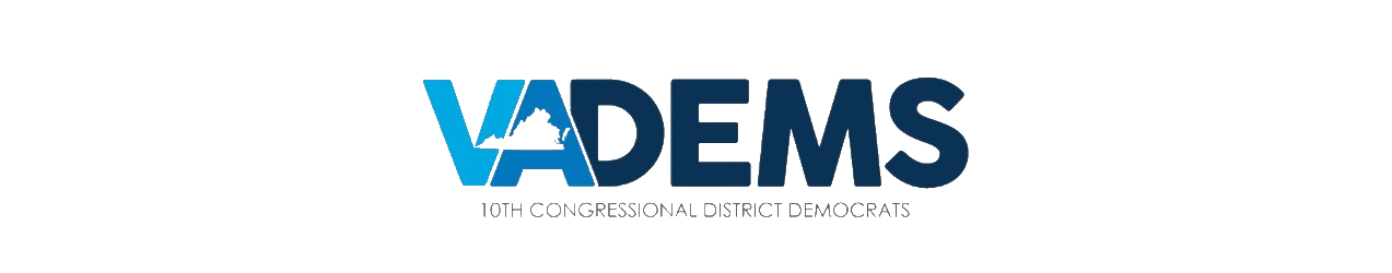 Virginia's 10th Congressional District Democrats